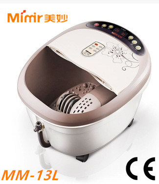 Foot SPA Massager and Foot Bath Type Massage Properties mm-13L
