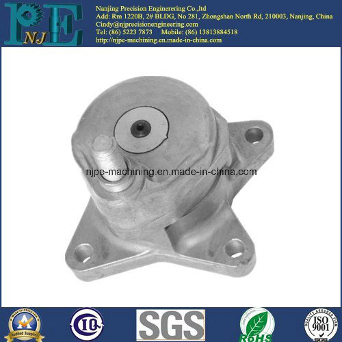 Precision Aluminum Die Casting for Engine Parts