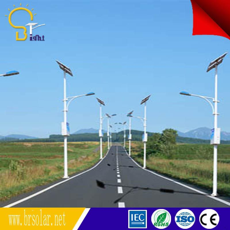 Salable Item 8m Pole 60W Solar Street Lighting Pole for Africa