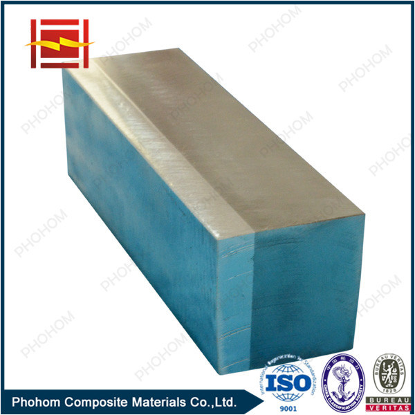 China Factory Aluminum and Steel Shipbuilding Material with Metal Cladding