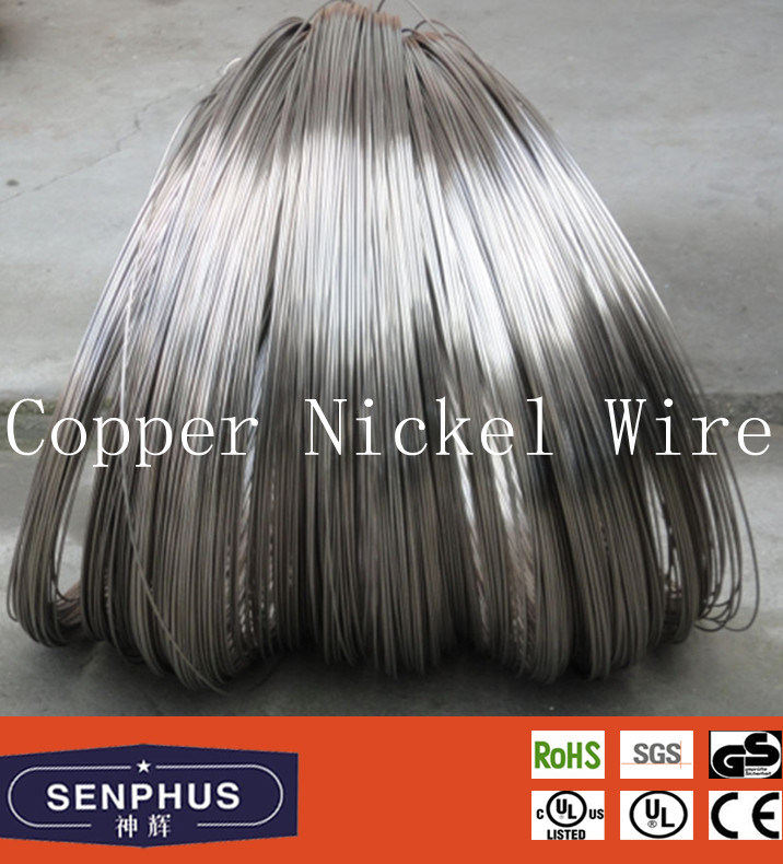 Copper Nickel Alloy Heating Resistance Wire and Strip