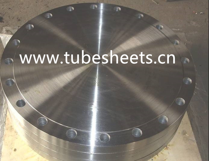 DIN Standard Carbon Steel Spectacle Slip Blind Flange with Competitive Price