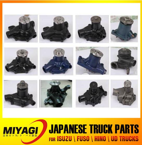 Auto Water Pump for Mitsubishi Truck Parts