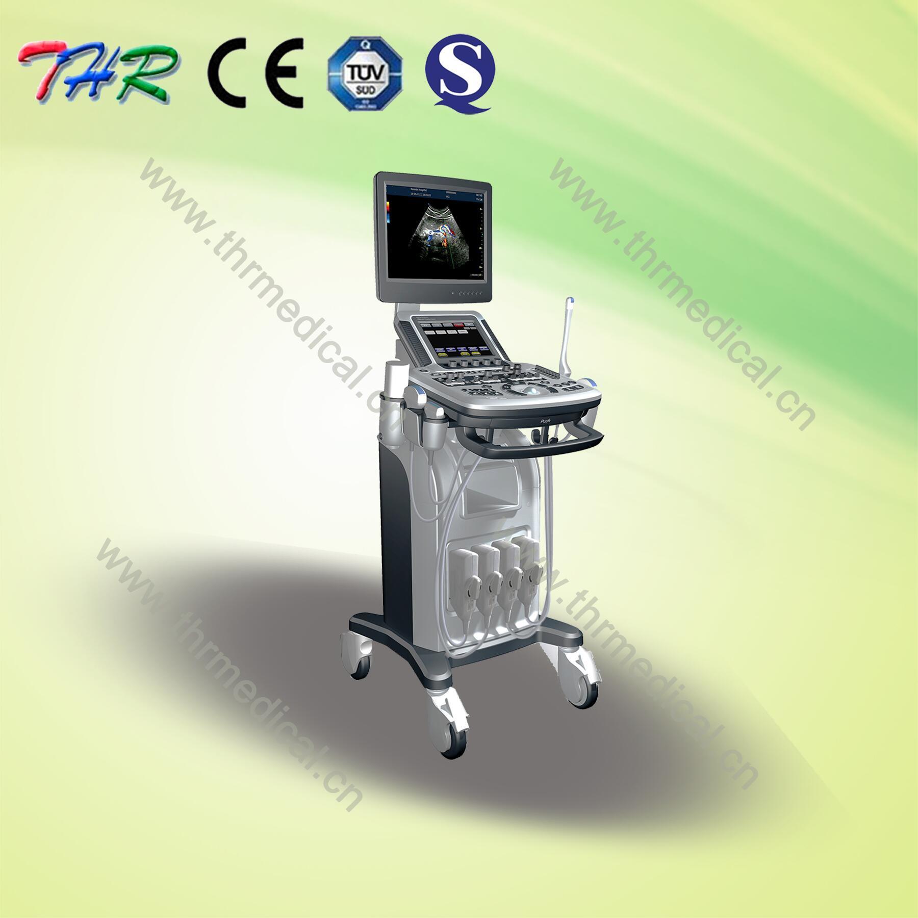 4D Color Doppler Ultrasound Scanner Trolley (THR-CD003Q)