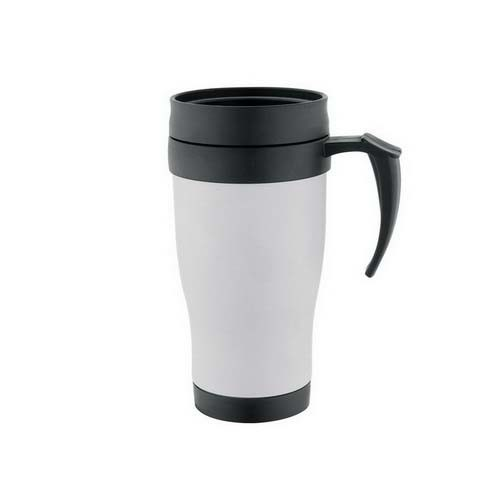 Travel Mug Car Cup Stainless Steel Vacuum Flask Thermos Bottle