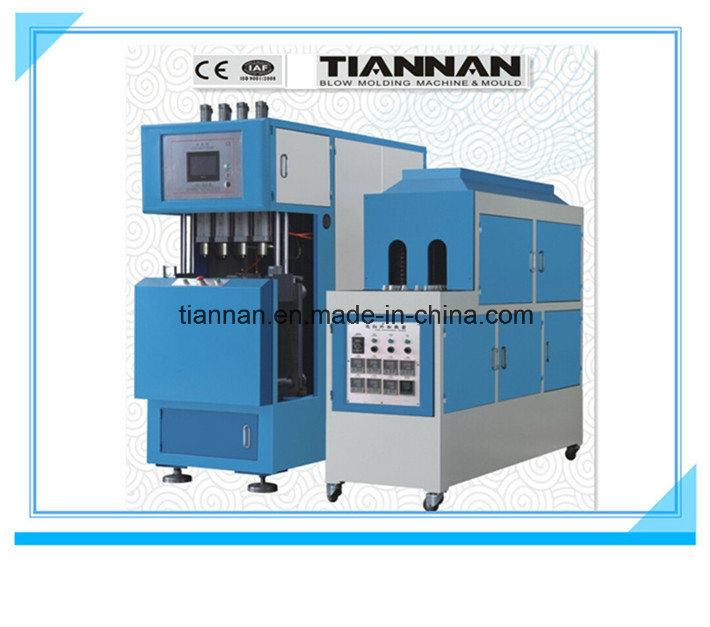 4 Cavity Semi Automatic Blow Molding Machine