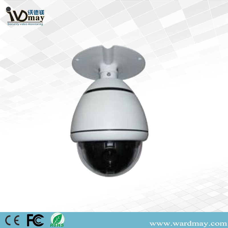 Economic 27X CCTV High-Speed Wdm Dome PTZ Zoom Camera Security Products