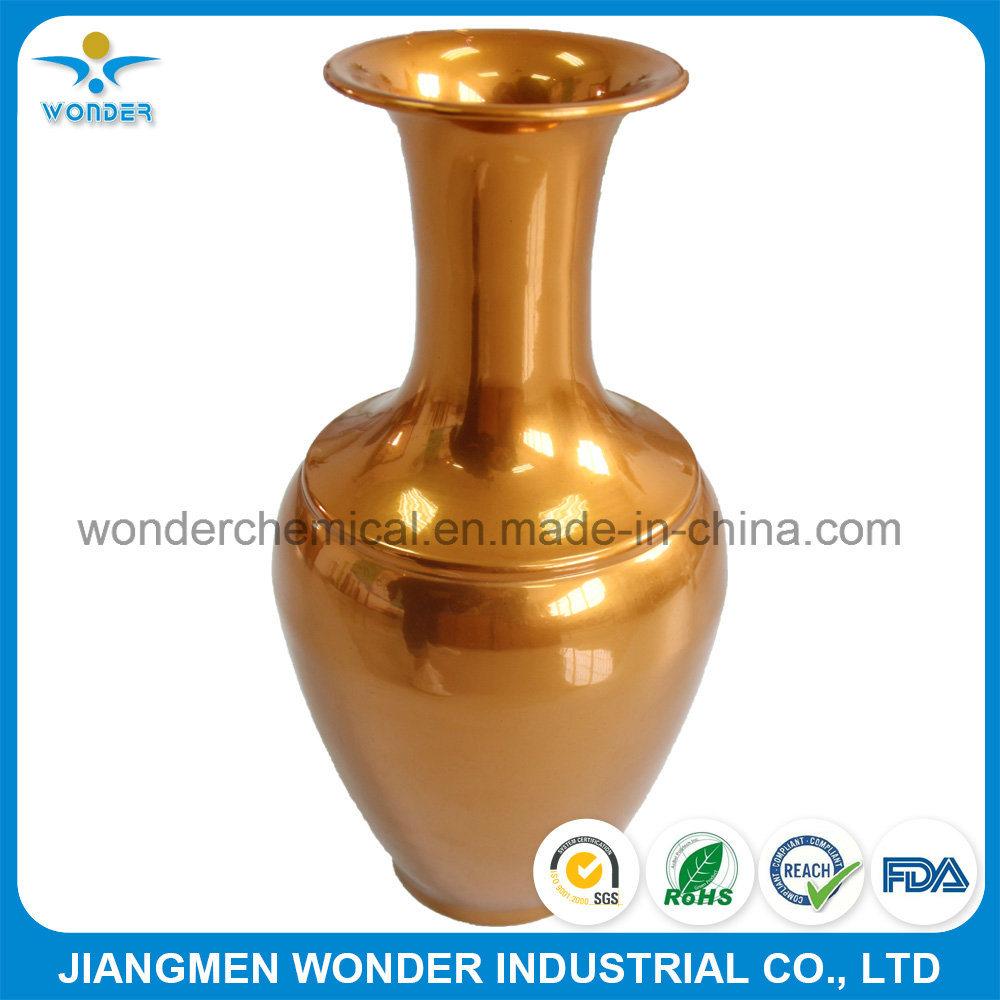 Metallic Bronze Gold Mirror Chrome Decorative Powder Coating