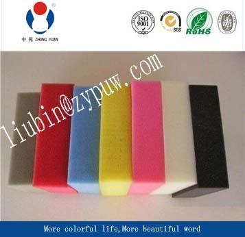 PU Sponge Color Pastes