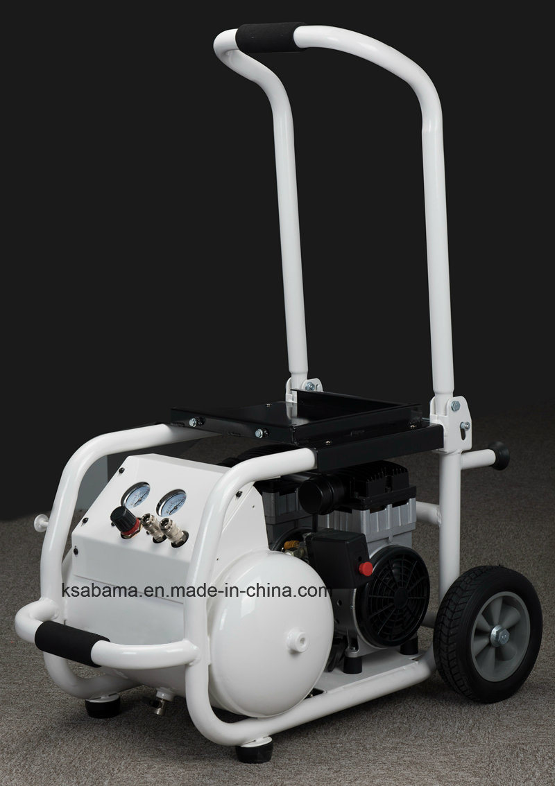Tat-2520hn Oil- Free Silent 2.0HP Manumotive Air Compressor (2.0HP 20L)