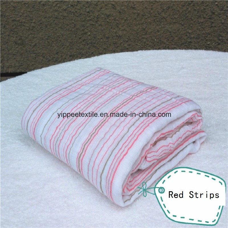 Soft, Breathable Baby Muslin Wrap
