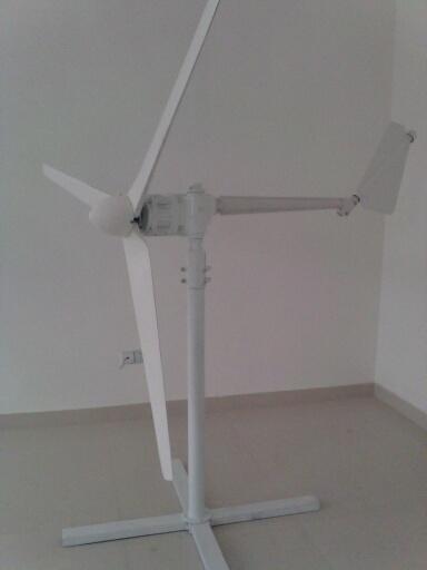 500W Wind Turbine Wind Turbine Generator Household Wind Generator