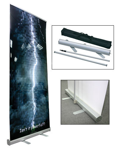 Retractable Banner Stands, Roll up Banner Stands Displays