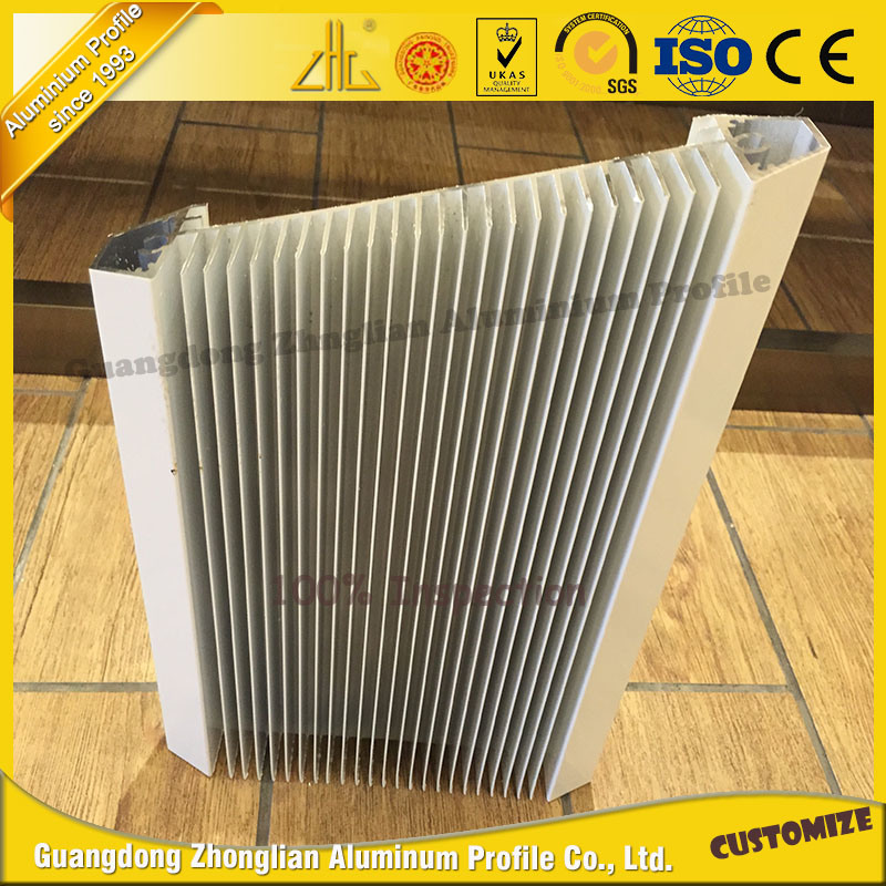 OEM Aluminum Heatsink Extrusions Aluminium Heat Sink