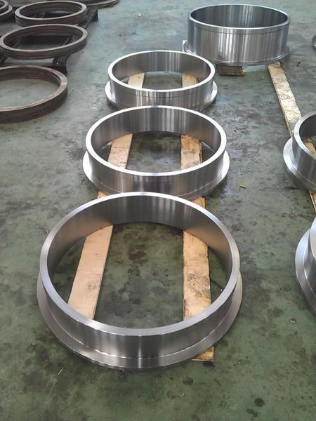 Ss316 Hot Forging Stainless Steel Wheel Part