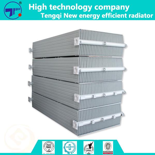 Finned Radiator for 220kv Transformer