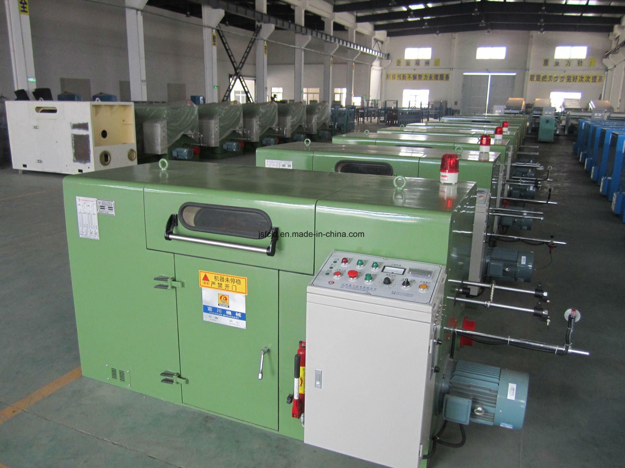 Copper Wire, Tinned Core Wire Twisting Machine (FC-800A)