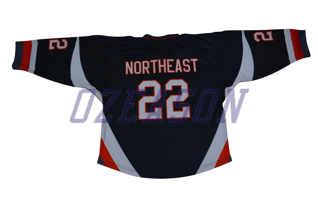 Cheap Custom Sublimation Team Ice Hockey Jerseys Wholesale (H001)