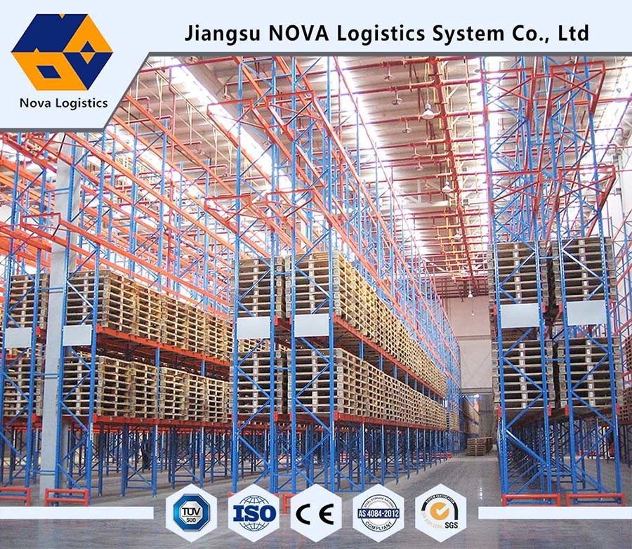 Heavy Duty Industrial Pallet Rack with Advanced Technolgy