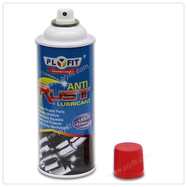 Car Care Anti-Rust Prevent Lubricant Oil Spray