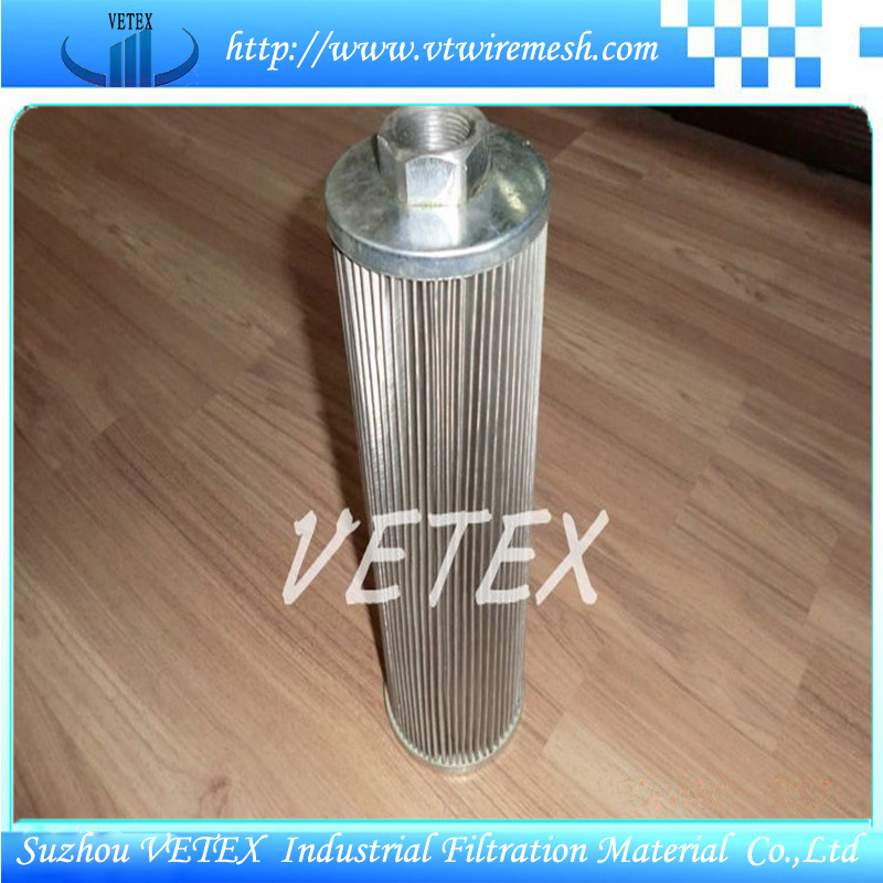Vetex Stainless Steel Filter Elements