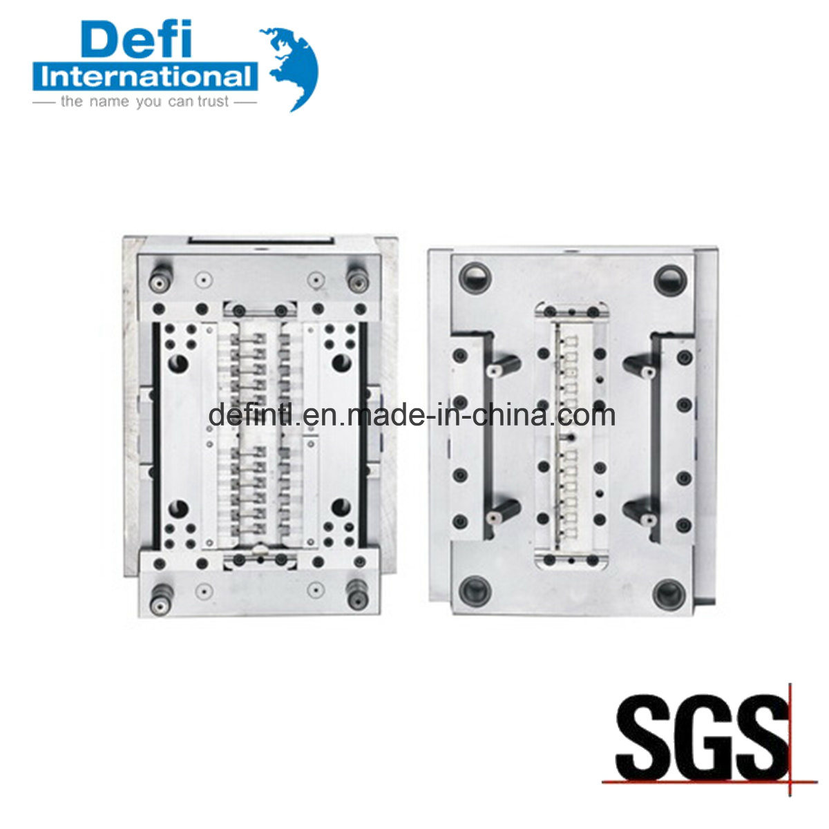 Precise Hard and Soft Plastic Injection Mould