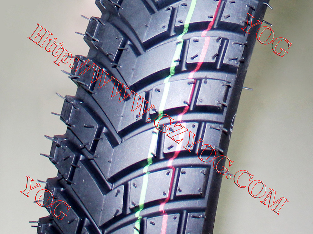 OEM Quality Level Motorcycle Tyre 3.50-18 Neumá Tico