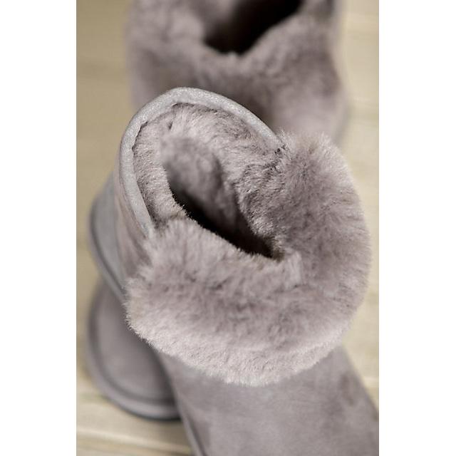 Women′s Winter Snow Sheepskin Boots