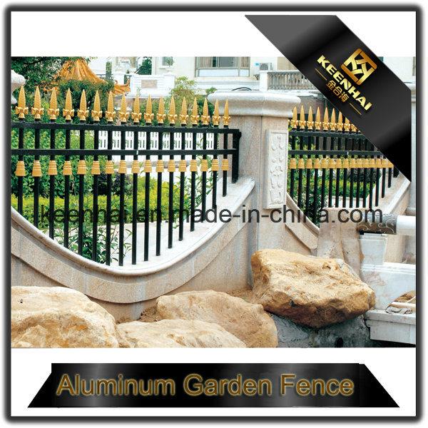 Modern Metal Aluminum Garden Fencing Decoration for Villa