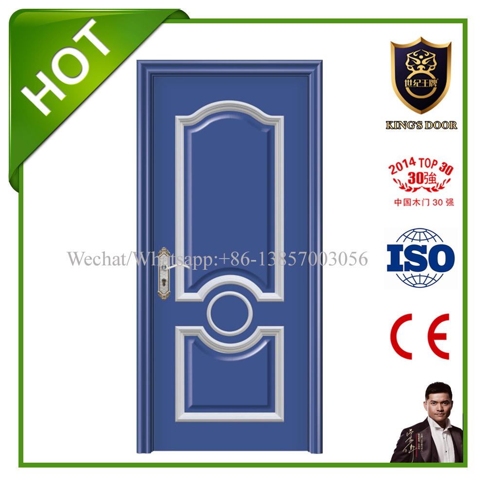 Interior Composite Veneer Painting Door for Construction
