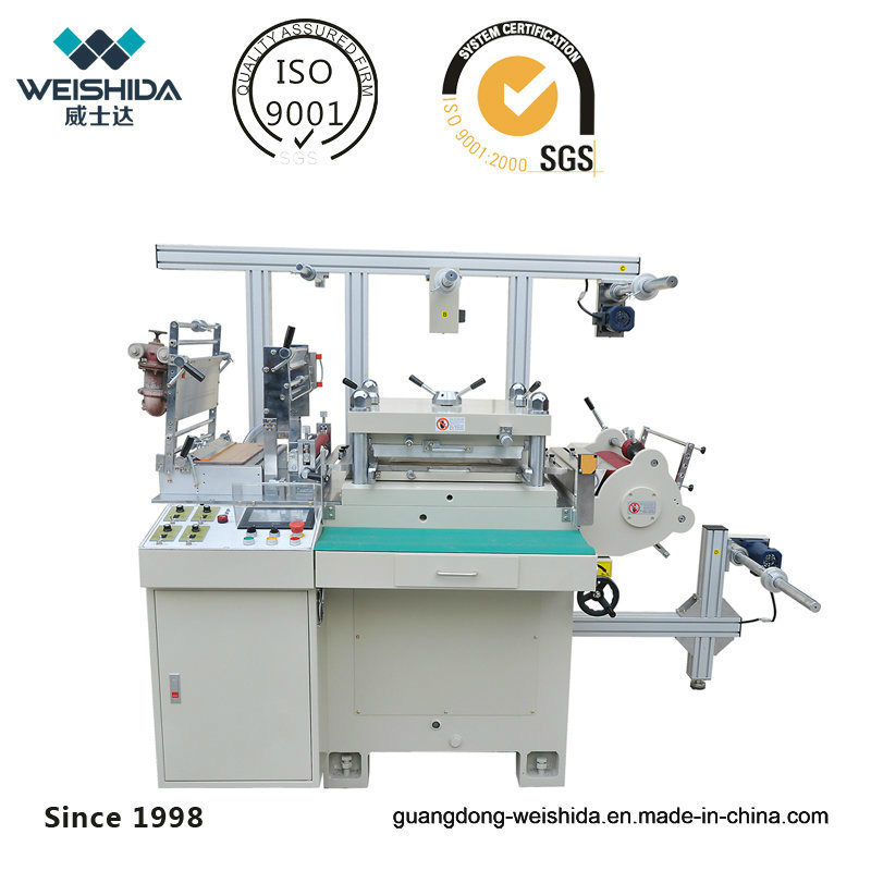 Intelligent Single-Seat Automatic Die Cutting Machine for Various Materials