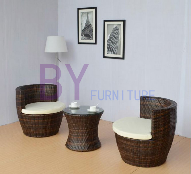 Hot Sale PE Rattan/Wicker Garden Sofa