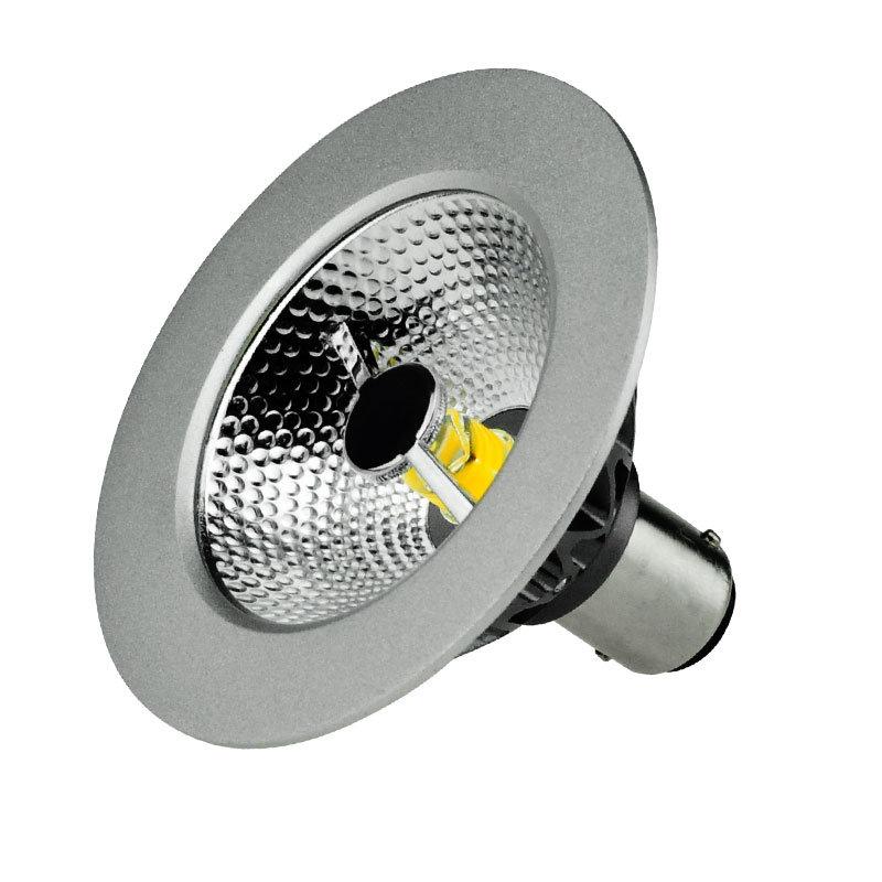 90ra 2500k 7W Dimmable LED Spotlight Ar70 Bulb (L)