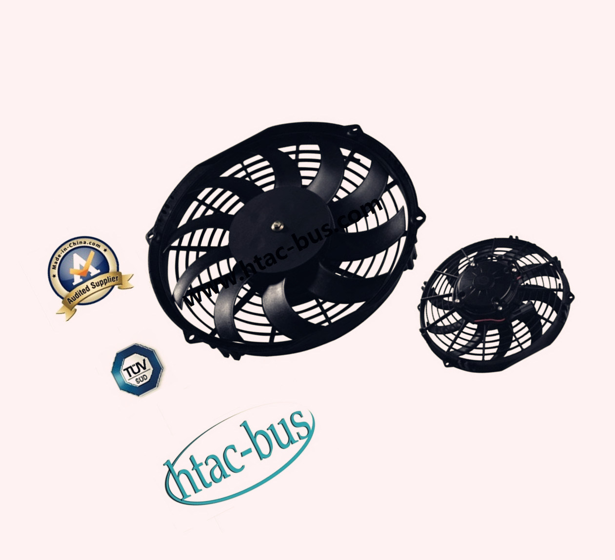 Construction Machinery Cooling Fan Spal Va11-Ap7/C-57A China Supplier