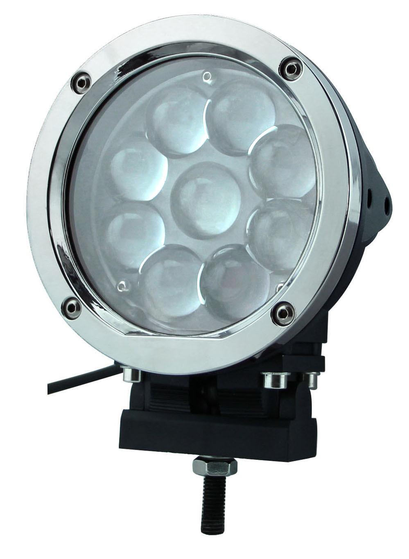LED Working Light 45W 9PCS * 5W CREE Auto Accessories Spot Flood Beam Fedo