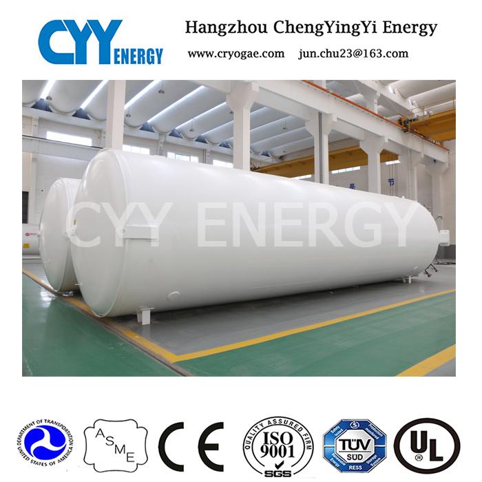 Low Pressure LNG Liquid Oxygen Nitrogen Argon Carbon Dioxide Storage Tank
