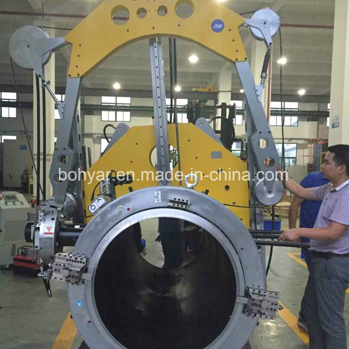 Hydraulic Diamond Wire Saw/Pipe Cutting Machine (DWS0416)
