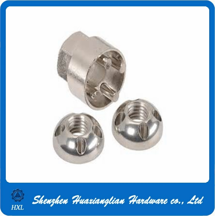 Stainless Steel Anti Theft Stud Bolt and Nuts