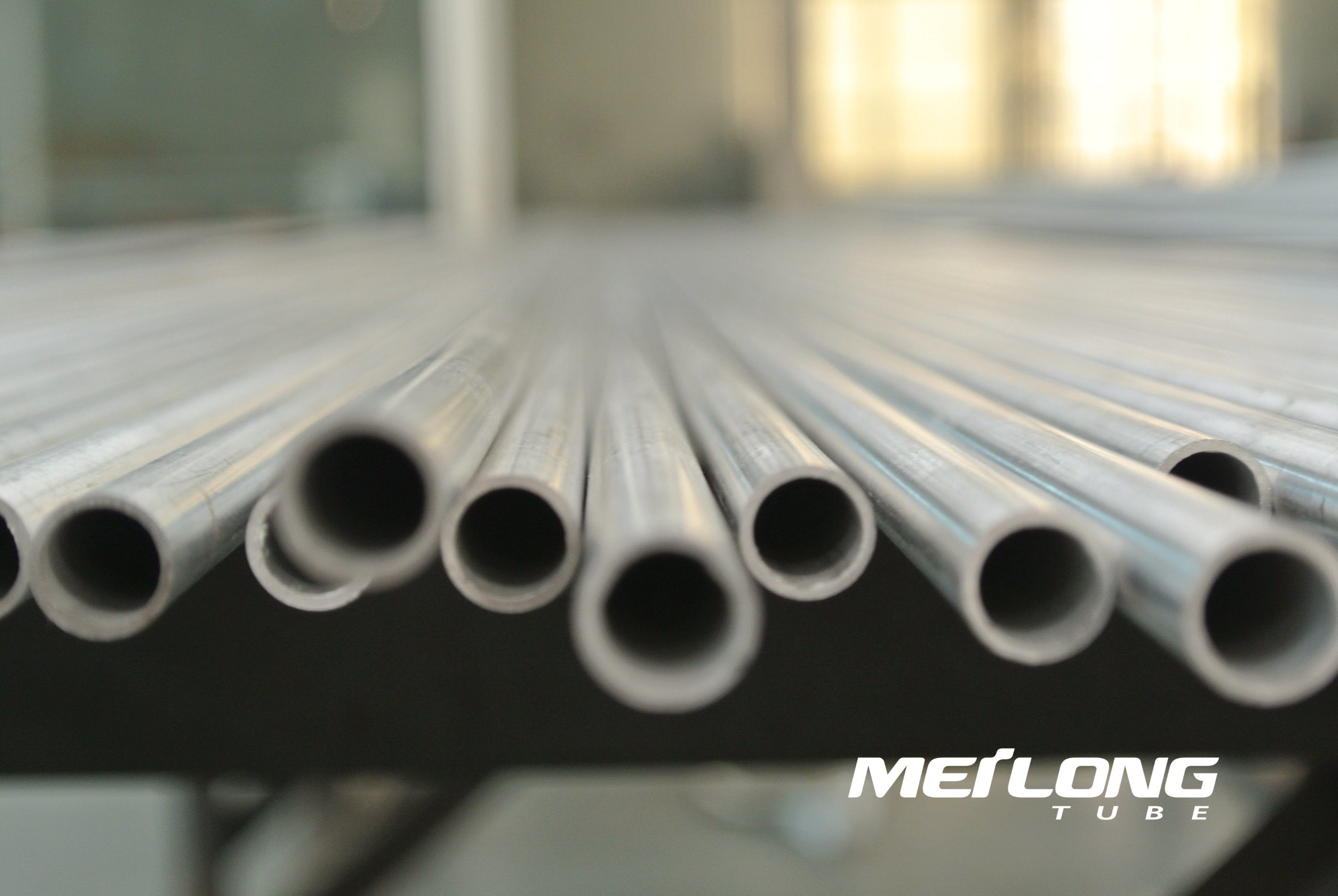 TP304 Precision Seamless Stainless Steel Tube