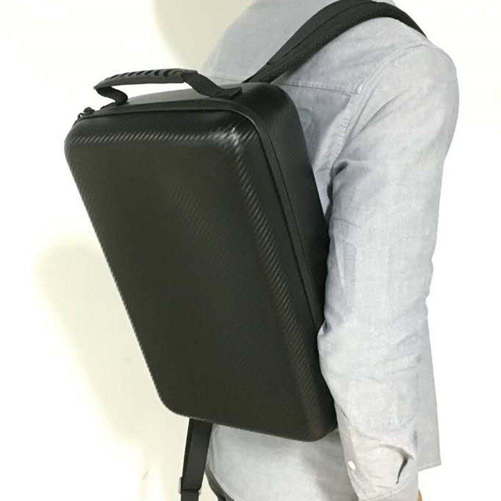 Hardshell Carbon Grain Backpack Waterproof Suitcase for Dji Mavic PRO