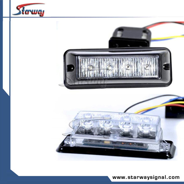 Warnig Grille Surface Mount LEDs (LED216)