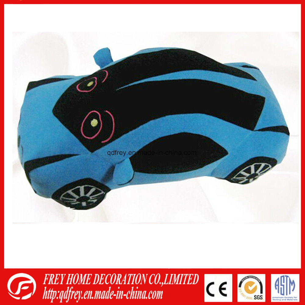 New Design Plush Car Toy with CE