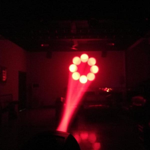 Stage Light 200W DMX Moving Head LED Beam