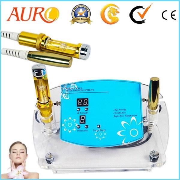 Desktop No Needle Faical Massage Skin Tightening Mesotherapy Machine