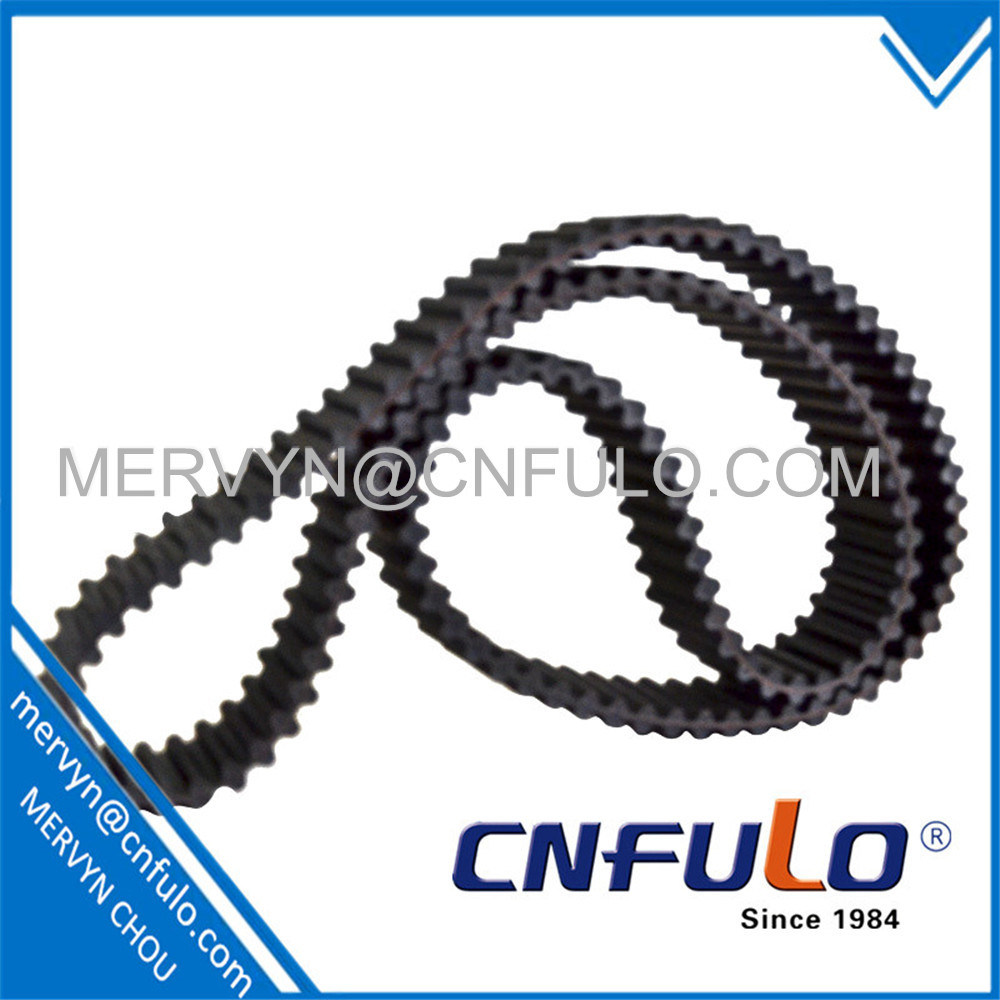 Rubber Double-Sided Timing Belt, Da-1000-8m-25