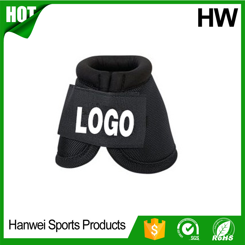Neoprene No Turn Horse Bell Boots