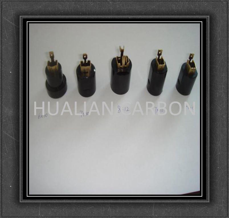 Eco-Friendly Bakelite Plastic Madeup Brush Holder for Electric Motor/Angle Grinder/Harmmer Drill/Cheaper Plastic Brush Holder