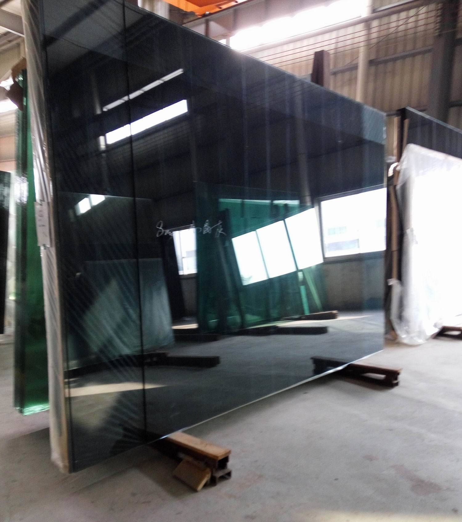 Igu Dgu of Curtain Wall Insulating Glazing Unit Tempered Glass