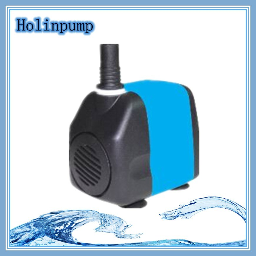Aquarium Submersible Fountain Garden Pond Water Pump (Hl-2000u) Underwater Pump