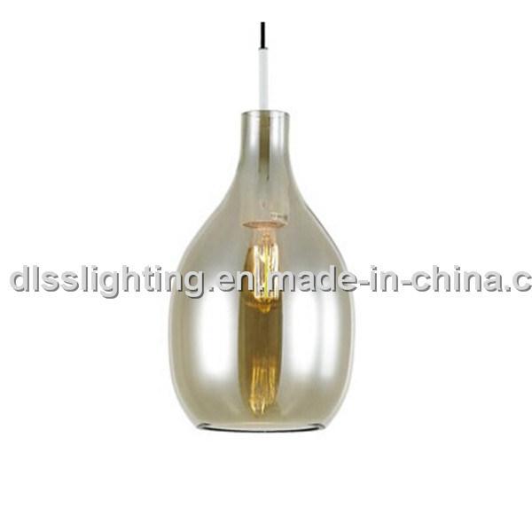 Classic Modern Glass Pendant Lighting for Dining Room